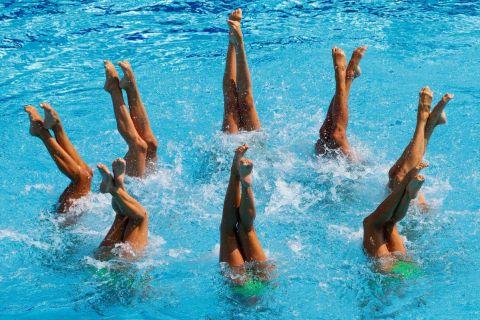 Ολυμπιακοί Αγώνες: Ένα ακόμα κρούσμα κορονοϊού στην ομάδα της καλλιτεχνικής κολύμβησης