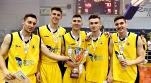 Οι ευχαριστίες της ΑΕΚ για το Final Four των Νέων