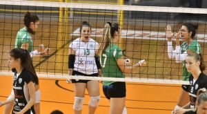 Volleyleague γυναικών: Στον Παναθηναϊκό το ντέρμπι, 3-2 τον ΠΑΟΚ