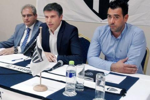 """Χριστόπουλος: """"Να γίνει η Καλαμάτα ένας λόγος για να καμαρώνουμε πάλι"""""""
