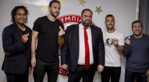 Μαρινάκης: «Θα μπείτε μέσα, θα νικήσετε και θα πάρουμε το πρωτάθλημα»