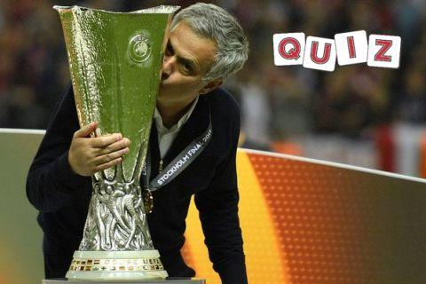 QUIZ: Τι θυμάσαι από τελικούς Europa League;