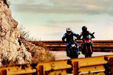 Βάλε δύναμη στη ζωή σου με τις νέες BMW F 900 R & F 900 XR