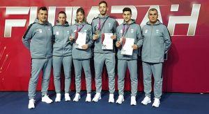 Τάε κβον ντο: Τρία μετάλλια στο τουρνουά της Φουτσέιρα