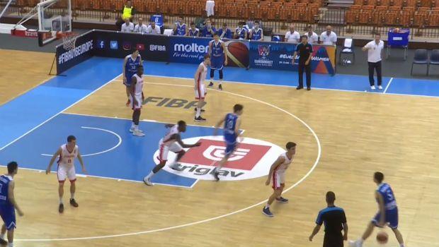 Υποψήφιος για MVP του EuroBasket U16 ο Καλόγηρος