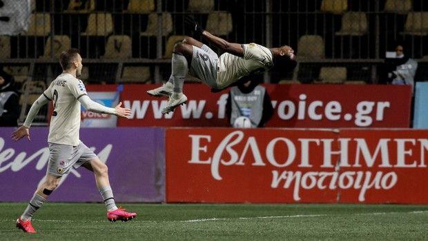 Άρης - ΑΕΚ 0-1: Τα highlights του ματς