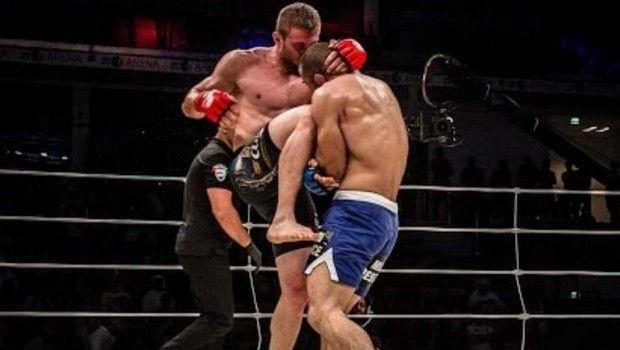 Μιχαηλίδης: Τα Εμιράτα πάνε τον κορυφαίο Έλληνα MMAer