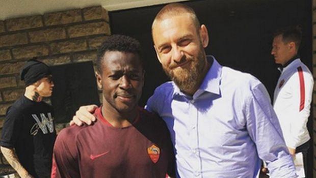 Πέθανε ο 21χρονος πρώην παίκτης της Ρόμα, Τζόσεφ Μπουάς