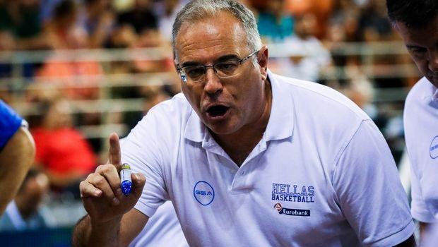 Εθνική Ανδρών: Ανακοινώθηκε η προεπιλογή για τα προκριματικά του Eurobasket 2021