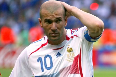 Zinedine Zidane, France