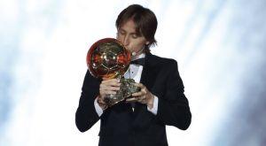 Μόντριτς: «Θα ήθελα να αποσυρθώ στη Ρεάλ Μαδρίτης»