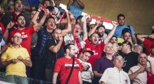 """Πήρε το «διπλό"""" στο Τελ Αβίβ με 80 οπαδούς του"""