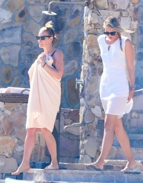 Chelsea Handler and Maria Sharapova spend a few days rest in an exclusive resort of Los Cabos, Mexico. <P> Pictured: Chelsea Handler, Maria Sharapova <B>Ref: SPL1252996  270316  </B><BR/> Picture by: Clasos.com.mx/Splash News<BR/> </P><P> <B>Splash News and Pictures</B><BR/> Los Angeles:310-821-2666<BR/> New York:212-619-2666<BR/> London:870-934-2666<BR/> photodesk@splashnews.com<BR/> </P>