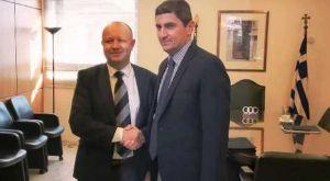 Συνάντηση Αυγενάκη με UEFA/FIFA, Λίγκα και ΕΠΟ για βία και στημένα