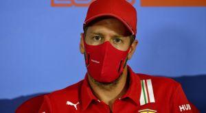 """Φέτελ: """"Δεν υπήρξε ποτέ πρόταση από την Ferrari"""""""