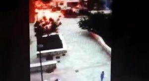 ΟΦΗ – Ολυμπιακός: Video με κροτίδες, φωτοβολίδες και αστυνομικούς εναντίον οπαδών