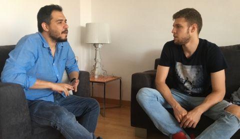 """Βεζένκοφ: """"Η επιστροφή στην Ελλάδα υπάρχει στο μυαλό μου"""""""
