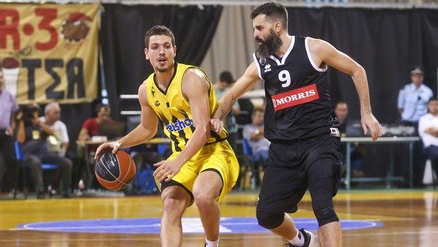 ΠΑΟΚ - Άρης: Το μπασκετικό ραντεβού είναι μάχη παραμονής στην ΕΚΟ Basket League