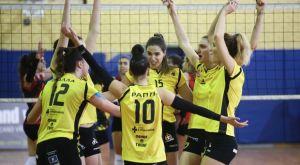 """Κύπελλο βόλεϊ γυναικών: Στις """"16"""" πέρασαν ΑΕΚ, Ελπίδα και Βριλήσσια"""