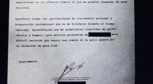 Μέσι: Fake το fax που κυκλοφόρησε