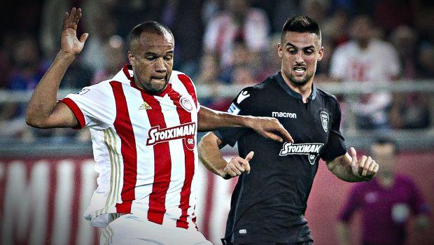 ΠΑΟΚ - Ολυμπιακός: Το Sport24.gr και το Stoiximan.gr σε στέλνoυν στην Τούμπα!