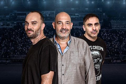 Καίσαρης, Τσάρλυ και Παπασημακόπουλος σχολίασαν τo ντέρμπι της Super League