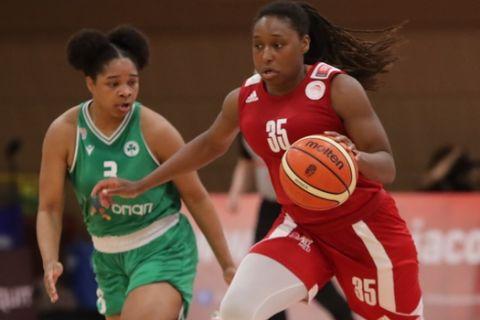 Ολυμπιακός - Παναθηναϊκός: Ορίστηκε για την Πέμπτη (13/5) στις 15:00 η πρεμιέρα των τελικών της Α1 Γυναικών