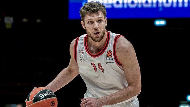 Η βαθμολογία της EuroLeague: Ξανά στο 50% ο Ολυμπιακός