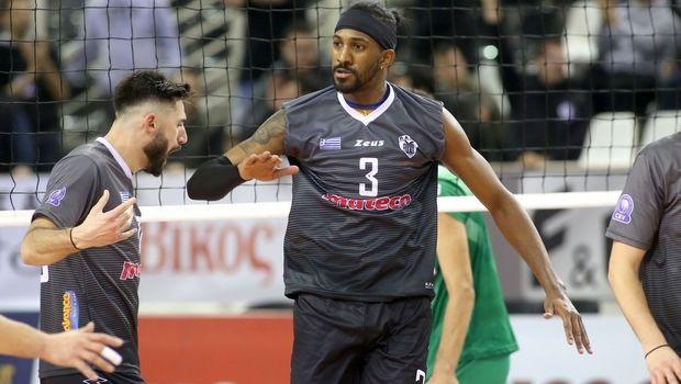 Volley League ανδρών: Ο Μάρκεζ MVP της 1ης αγωνιστικής