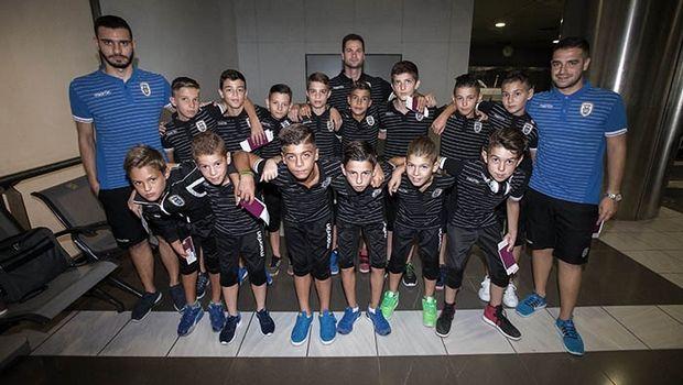 Εκπαίδευση σε Βαρκελώνη και Λίβερπουλ για τους προπονητές του ΠΑΟΚ