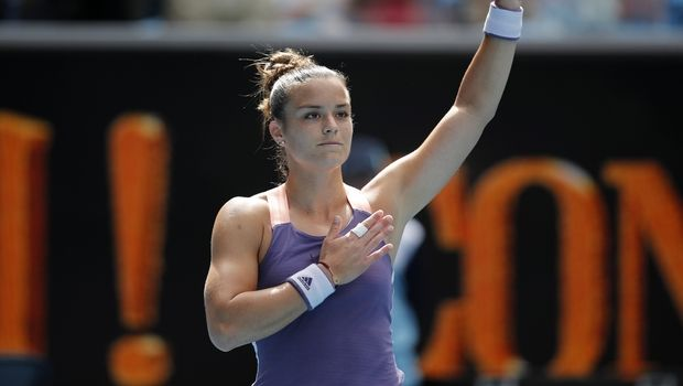 Roland Garros: Κόντρα στην Τομνιάνοβιτς η Σάκκαρη στον 1ο γύρο
