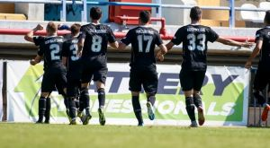 Αιγάλεω – Καλαμάτα 0-2: Πρεμιέρα με νίκη για τη Μαύρη Θύελλα