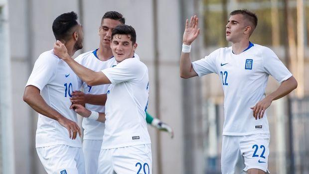 Εθνική Ελπίδων: Νικηφόρα πρόβα τζενεράλε, 3-0 τη Γεωργία