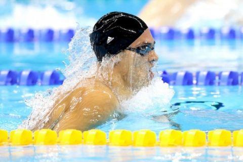 Πετούν για Γλασκόβη οι ομάδες κολύμβησης