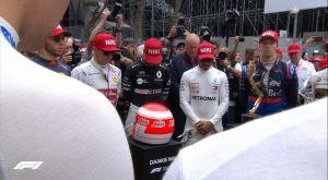 F1: Το συγκινητικό «αντίο» στον Νίκι Λάουντα