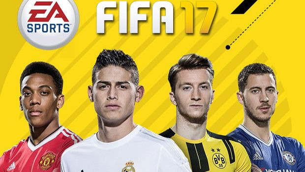 FIFA 17 Ratings: Τοp10