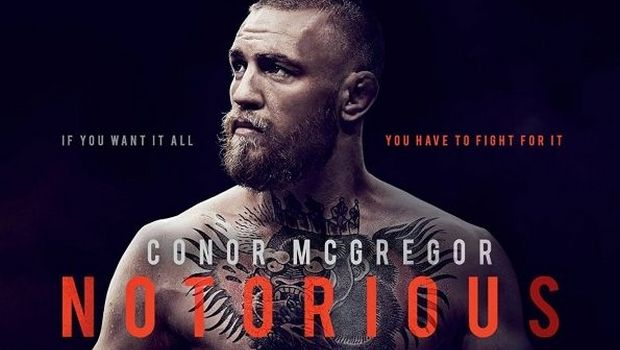 Η ταινία Notorious αναδεικνύει το μεγαλείο του Conor McGregor