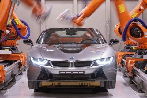 Η ποιότητα των οχημάτων του ομίλου BMW περνά από ακτίνες Χ
