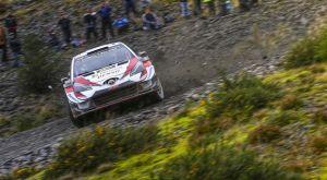 WRC: Νίκη τίτλου ο Τάνακ στην Ουαλία - WRC