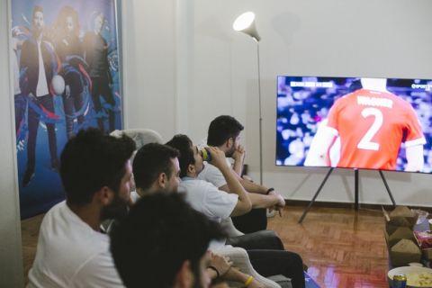 Η τρίτη Champions League Night στο House Twenty Four είχε ματσάρα και πρόκριση της Ρεάλ στον τελικό!