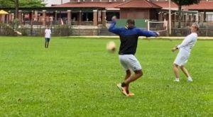 Τζιοβάνι: Το μαγικό κοντρόλ του 48χρονου