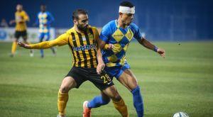 Παναιτωλικός – Άρης 2-0: Ο Ρόσα έδωσε τη δεύτερη νίκη