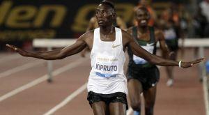 Απίθανος ο Κιπρούτο: Χρυσό μετάλλιο με ένα παπούτσι! (VIDEO)