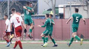 Κ15 Ολυμπιακός – Παναθηναϊκός 0-3: Πράσινο διπλό μέσα στο Ρέντη