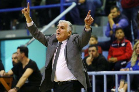 """Μαρκόπουλος: """"Συγκεντρωμένοι σε μια δύσκολη έδρα"""""""