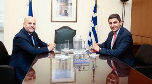 Αλαφούζος και Αυγενάκης επικεντρώθηκαν στα τηλεοπτικά και τη βία