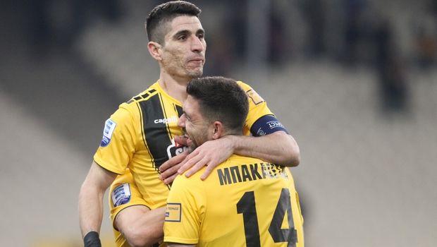 ΑΕΚ - Ατρόμητος: Έκρυψαν τη μπάλα Λιβάγια και Μάνταλος στο 3-0
