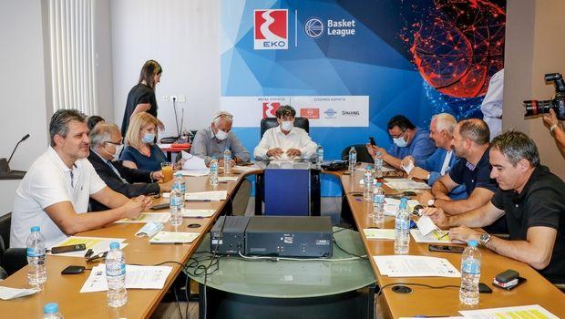 Σε κατάσταση αναμονής ο ΕΣΑΚΕ, περιμένει την κυβέρνηση να μάθει αν θα συνεχιστεί η Basket League