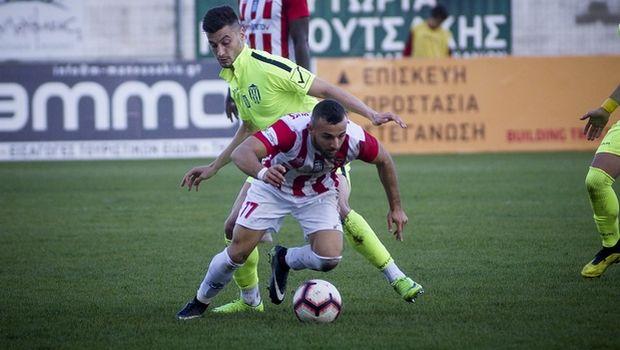 Football League: Νίκες πριν το ντέρμπι ανόδου για Πλατανιά και Απόλλωνα Λάρισας