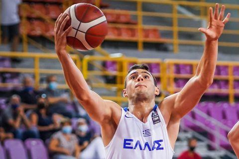 European Challenger U20: Ήττα για την Εθνική, πρωτιά η Σλοβενία